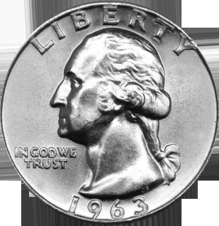 1963 D Quarter Value