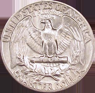 1953 Quarter Reverse