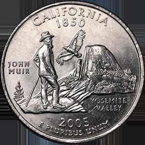 2005 Quarter Reverse