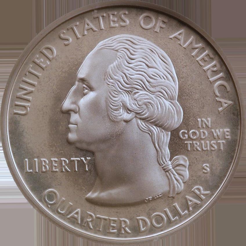 2007 Quarter Obverse