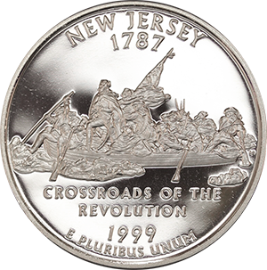 1999 Quarter Reverse