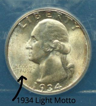 1934 Light Motto